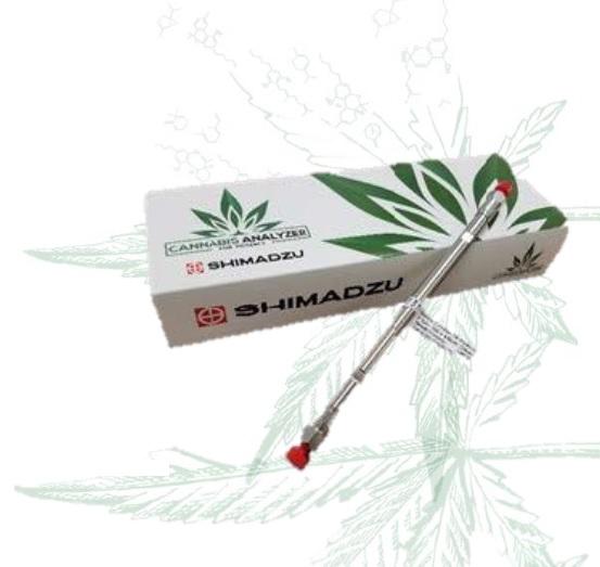 Cannabis-HPLC-Säulen
