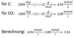 Oxidation von Benzol