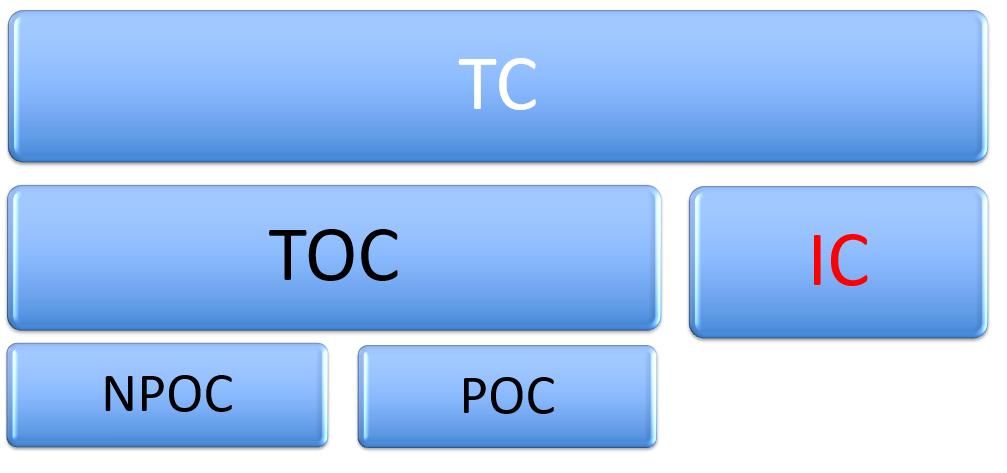 TOC-Kohlenstoff-Modell